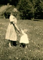 children in Deerfield