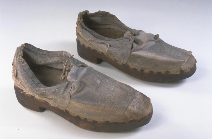 Shoes of William Dorrell