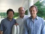 Deerfield Trio - Sooka Wang, Piano; Mark Fraser, Cello; & Anthony Berner, Violin - 2013 V2