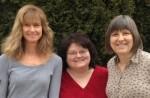 Beth Welty; Carol Hutter, Jennifer Allen cropped