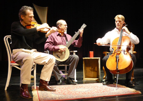 Pioneer-Consort-Chris-Devine-Violin-Michael-Nix-Banjar-Greg-Snedeker-Cello