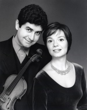 The Valtchev-Tchekoratova Duo - Gregory Valtchev, Violin & Lora Tchekoratova, Piano - 2011