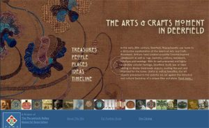 Online exhibits education and teachers resources pvma for Old deerfield craft fair 2017